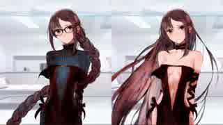 Fate/Grand Order 虞美人 マイルーム&霊基再臨等ボイス集+α(再臨段階表情差分あり)