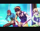 【違和感無し】ジョジョ5部ギャングダンスの中毒になる動画【高画質30分耐久】