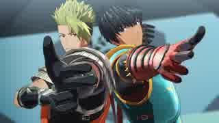 【Fate/MMD】ヒバナ☆彡【アキレウス/アーラシュ】