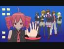 UTAUオリジナル曲【Dimension over L♡VE】作詞:作曲:パンハロ/イラスト:パンハロ