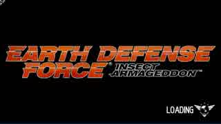 EARTH DEFENSE FORCE INSECT ARMGEDDON