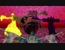 【MMD】クトゥルフ神話の邪神様達で極楽浄土【固定カメラ】