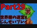 【シリーズ未経験者にもやさしい】世界樹の迷宮X 人生縛りプレイ part29