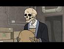 第84位:ガイコツ書店員 本田さん 第11話 A「異説骸骨書店員 本田さん」B「仕事なんかいつでも辞められるのだ」 thumbnail