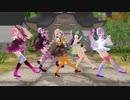 【MMD】VOICEROID達が博麗神社で『DA PUMP/U.S.A.』を踊ったようです。【VOICEROID】