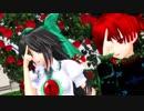 【MMD】地霊殿で午後のお茶するGirls