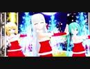 サンタさん達で『ストロボナイツ』1080p