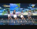 TWICEx GFRIEND x CLC  - Loving U (SISTAR Cover)2016