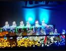 クリスマスイルミネーション~大阪リビエルホール前