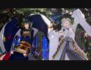 【MMD刀剣乱舞】マンマ・ミーア!【三日月と鶴丸】