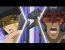 遊☆戯☆王5D's 053「吹きすさべ嵐 ブラックフェザー孤高のシルバー・ウィンド」