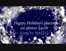 【KAITO・オリジナル・英語】クリスマスの町で【Happy Holidays places on planet Earth】