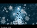 TTMP original music & image movie【 Christmas_2018 】