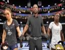 【EA SPORTS UFC 3】  「私のぉ~、筋肉でぇ~♪」女子バンタム級チャンピオンへ… (その5)
