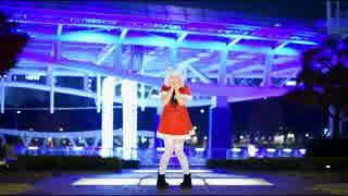 【サンタコスで】好き!雪!本気マジック【踊ってみた】