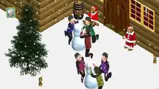シムピ松さん~クリスマスらしくないクリ