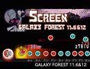 太鼓さん次郎創作譜面『GALAXY FOREST 11.6&12』