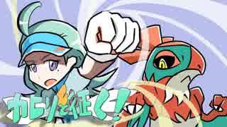 【ポケモンUSM】 カヒリと征く!飛行統一