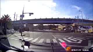 お嬢様と見る日本車載映像-17