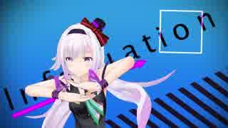 【アイドル部MMD】カルロ・ピノで[A]ddiction
