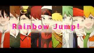 【歌ってみた】図鑑所有者ボーイズでC.l.i.m.a.x J.u.m.p【赤緑★ちゃりん!】