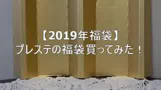 【2019年福袋】プレイステーションの福袋買ってみた!