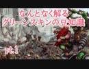 【Total War:WARHAMMER Ⅱ】ゴブリンofスレイヤー番外編≪グリーンスキン豆知識≫#1【夜のお兄ちゃん実況】