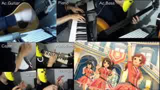 【アイマスRemix】「Palette」-Acoustic ReArrange-