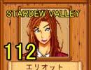 頑張る社会人のための【STARDEW VALLEY】プレイ動画112回