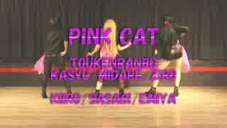 【刀剣乱舞】PiNK CAT 踊ってみた【加州