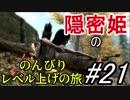 【字幕】スカイリム 隠密姫の のんびりレベル上げの旅 Part21
