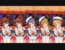 【ミリシタ】閃光☆HANABI団(美奈子・奈緒・紗代子・海美・のり子)「Dreaming!」【ソロMV(編集版)】