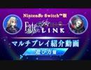 【第一回 ジルとジャンヌが紹介!】Nintendo Switch版『Fate/EXTELLA LINK』見てわかるマルチプレイ紹介動画第1弾【遊び方篇】