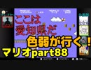 【スーパーマリオブラザーズ】色弱が行く!スーパーマリオpart88【感度5億】