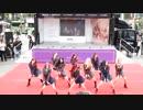 우주소녀(WJSN) 신곡 부탁해 첫공연! 180919 신촌 버스킹 직캠fancam 韓国の街角で出会う超複雑振付