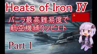 【HoI4】航空機縛りソビエト()part1