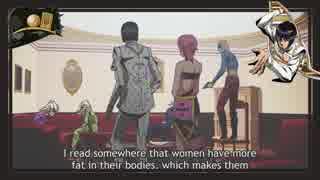 【海外の反応 アニメ】 ジョジョの奇妙な
