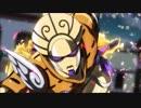 【MAD】ジョジョの奇妙な冒険 黄金の風 効果音をウルトラシリーズの効果音に変えてみた