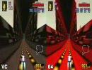F-ZERO X WiiのVC版とN64実機の比較