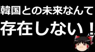 【ゆっくり保守】韓国政府「日本は非紳士的な行動を続けている!」