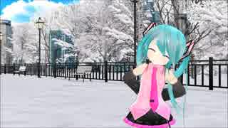 【MMD】ぷちミクちゃんでLap Tap Love【がんばった】
