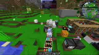 【Minecraft1.12.2】Voiceroid 音街ウナ C