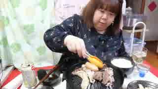 【デブエット】焼き肉で晩御飯パート1!□