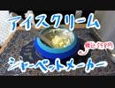 手作りバニラアイス【NWTRの中身】