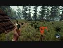 【The Forest】食人族を攻略していけ〜!?森でサバイバル実況!part6