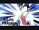 スマブラ日誌 #31【WiiFitトレーナー】