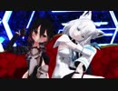 【MMD】ロボ子さんと白上フブキでLUVORATORRRRRY!【1080p】