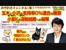 玉木さん小沢さんの支持率0%連合の勝算と小室Kさんの逆転の秘策|みやわきチャンネル(仮)#342