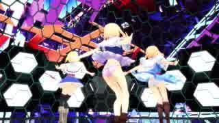 【東方MMD】HeartBeats【アリス・マーガトロイド】【1080p】【ぱんつ注意】【MMD】