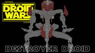 [RimWorld]STARWARS DROIDWARS 将軍の帰還